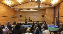Welcoming remarks in Sheshatshiu First Nation